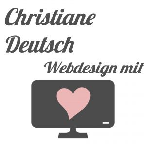 Christiane Deutsch Webdesign Logo