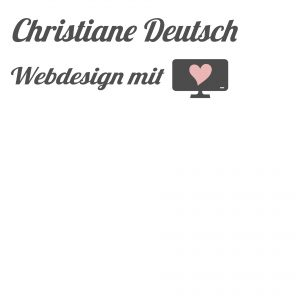 Christiane Deutsch - Webdesign mit Herz